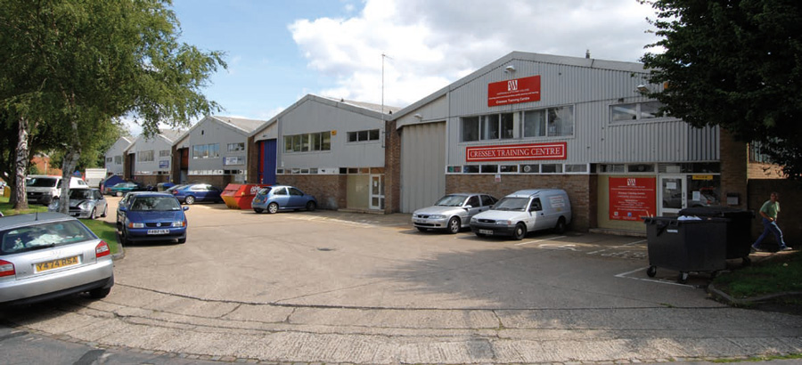 Cressex Industrial Estate, High Wycombe