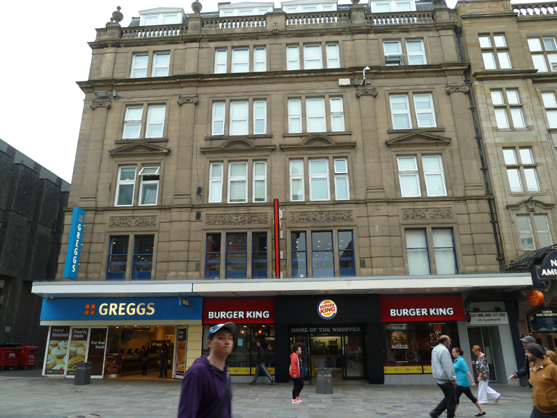 26-34 Northumberland Street, Newcastle