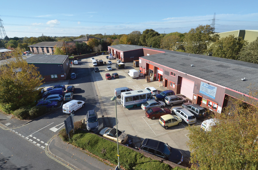 1-10 Fleming Close Industrial Estate, Fareham