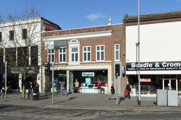 Magnet, 29-31 Oxford Street, High Wycombe