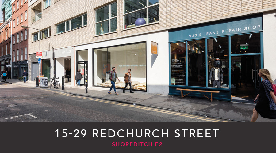 15-29 Redchurch Street, Shoreditch