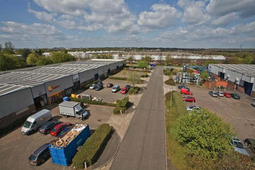 Brackmills Industrial Estate, Northampton