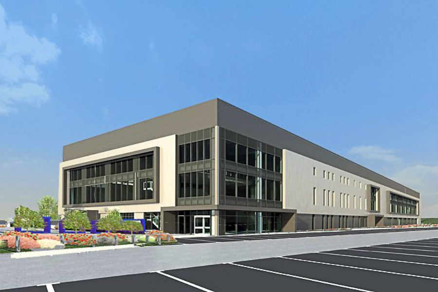 Alstom/GEC, Plot 7, Redhill Business Park, Stafford