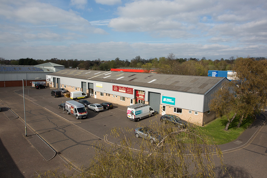 Units 20-25 Kingsway, City Trading Estate, Norwich, NR2 4UE