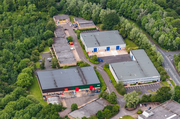 Thornhill Road Industrial Estate, Redditch